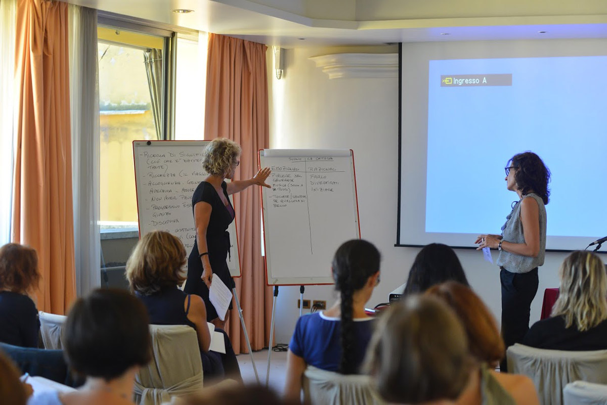 COACHING & COACHING –1° edizione GET TOGETHER DAY -  80 PERSONE – HOTEL MAGNA PARS SUITES –MILANO