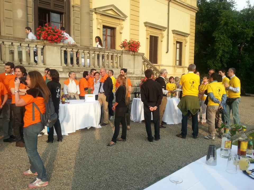 METLIVE assicurazioni – Cocktail lesson - 60persone – Villa Pitiana (FI)