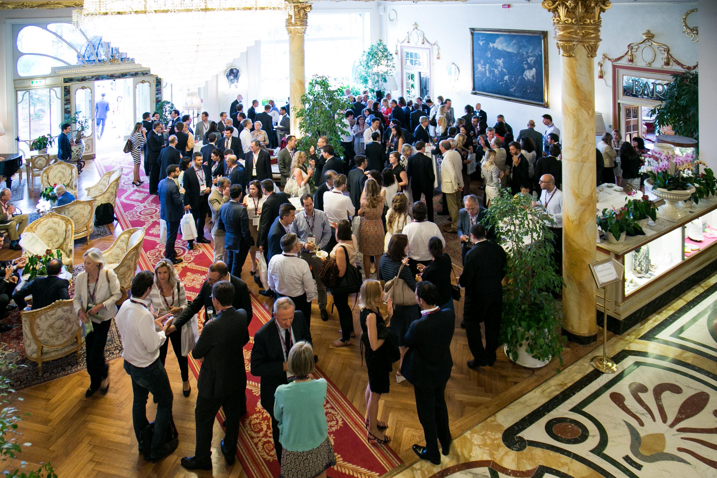 INSEAD ALAMNI GLOBAL FORUM- 400 PERSONE - HOTEL REGINA PALACE STRESA ( INSEAD ALAMNI GLOBAL FORUM- 400 PERSONE - HOTEL REGINA PALACE STRESA (VB)