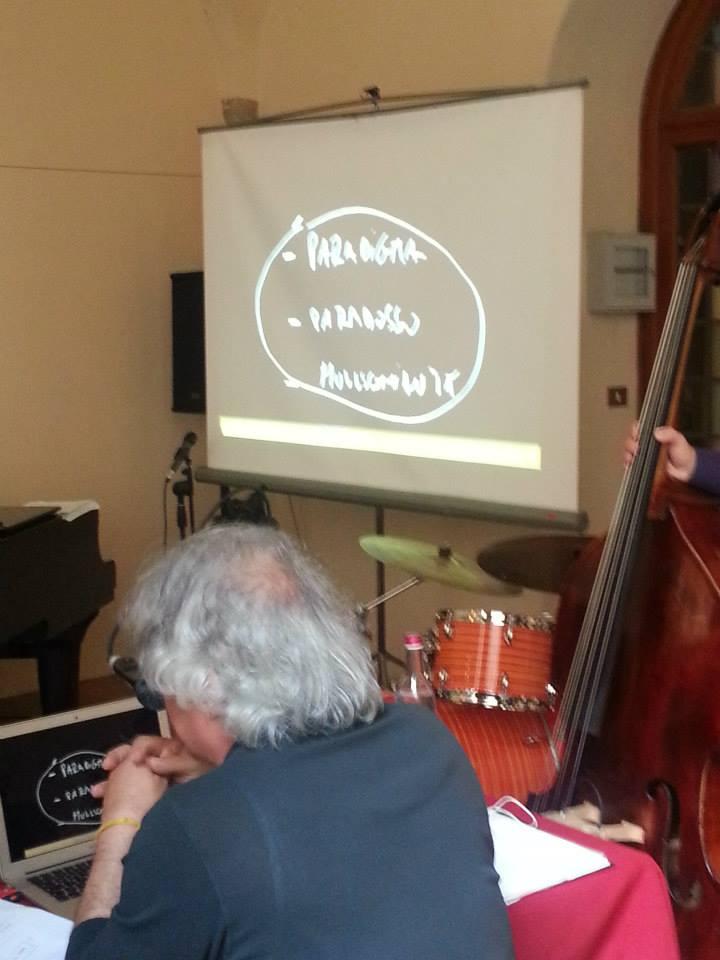 "METLIVE assicurazioni – Team building ""Jazz Experience"" 60 persone – Villa Pitiana (FI)"