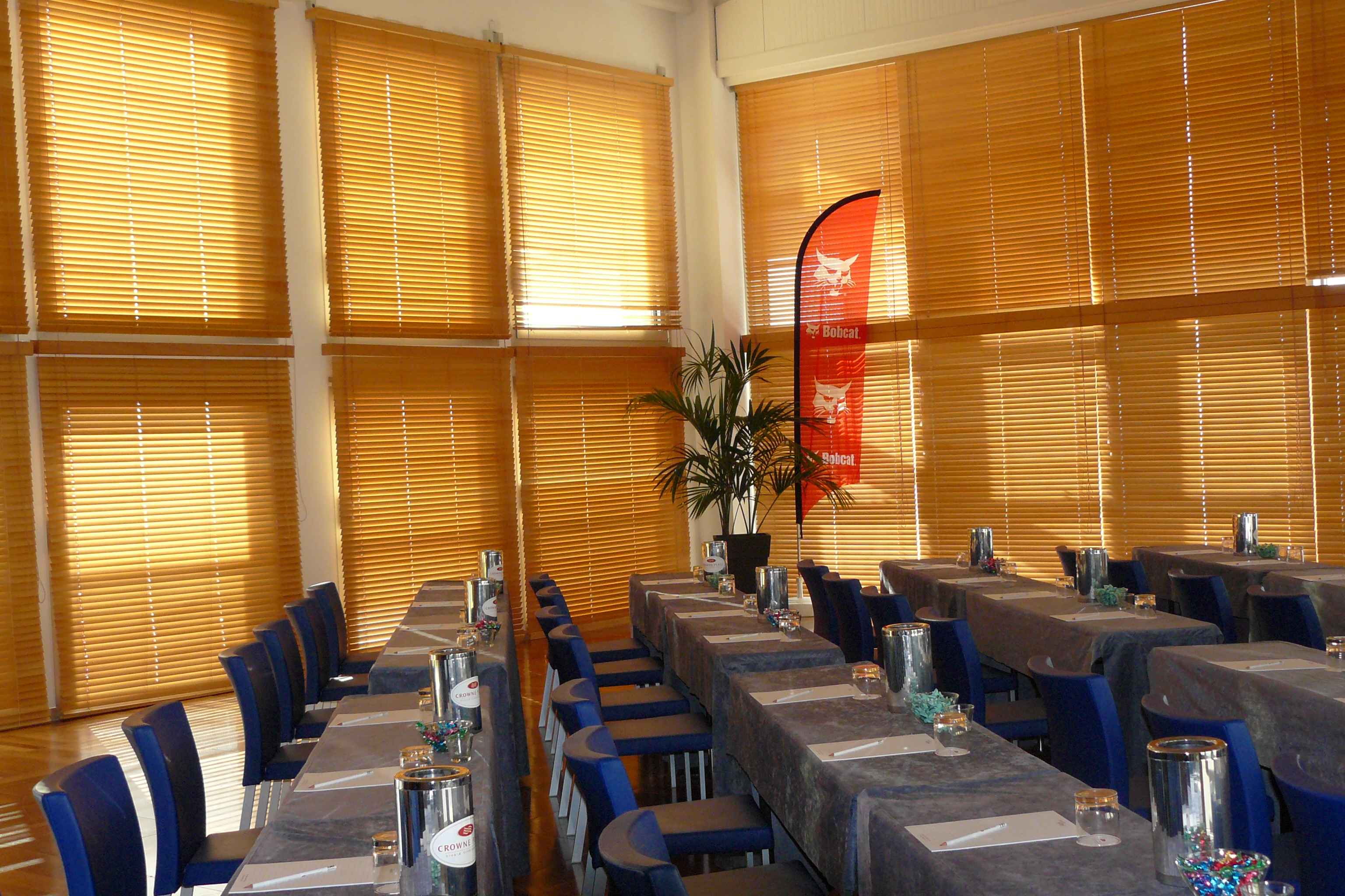 BOBCAT DEALER PRINCIPAL MEETING_ 30persone- Hotel Crowne Plaza Stabiae – CASTELLAMARE DI STABIA (NA)