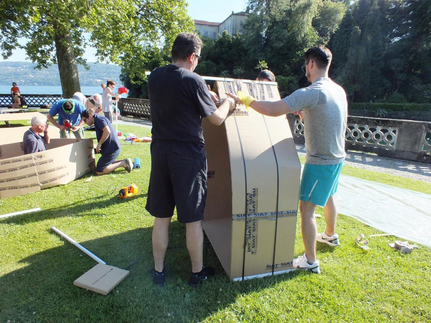 SIAT M.J.Maillis Group - Team Building 50 persone - Hotel Majestic Verbania