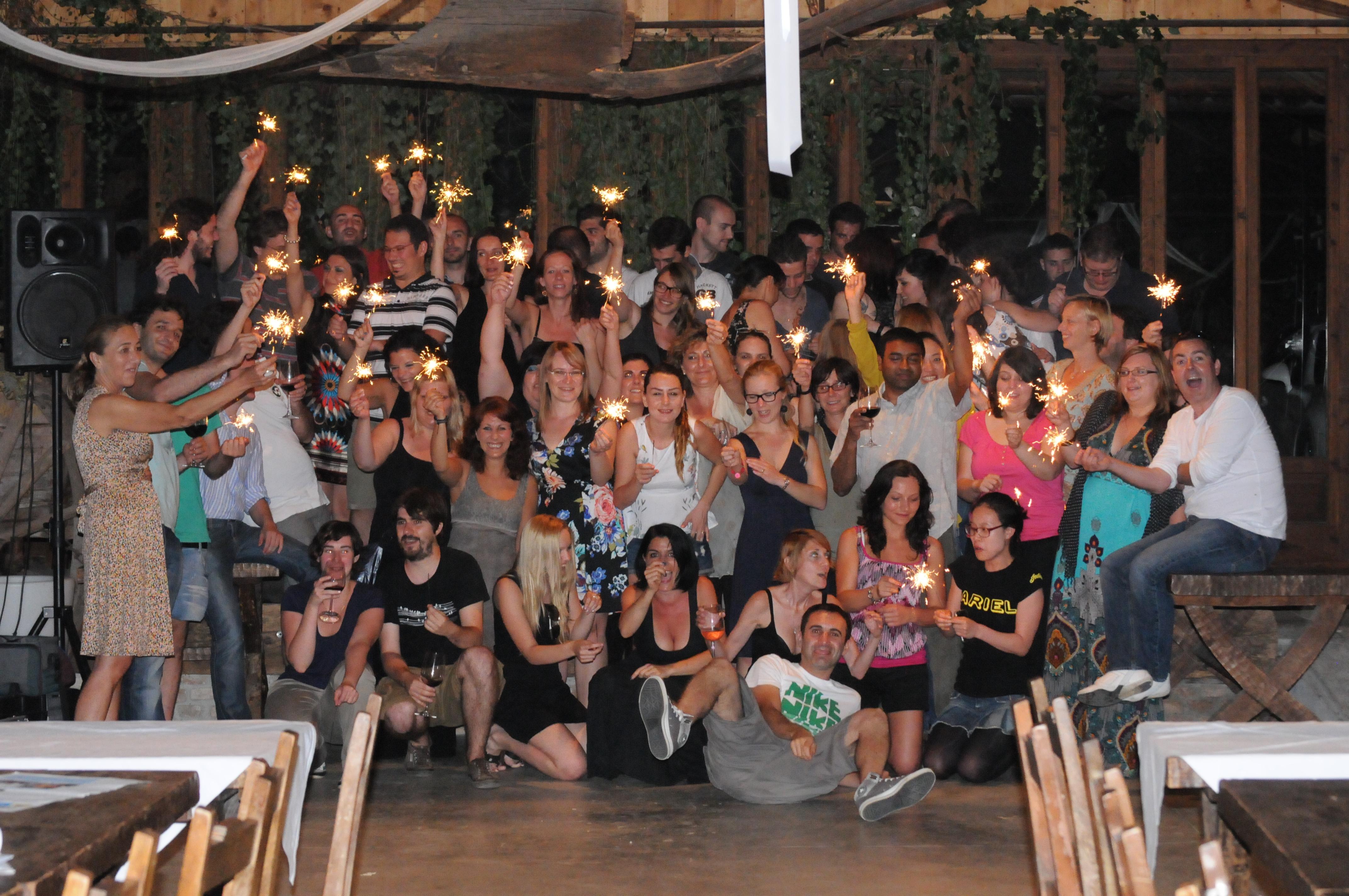 JOB RAPIDO – attività open air per 70persone presso Agriturismo Torrazzetta (PV)