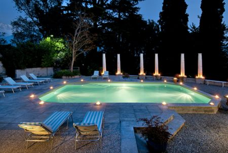 piscina Villa Camilla